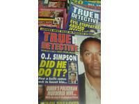 True Detective Magazines (FREE)