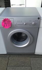 BOSCH 7KG BASIC WASHING MACHINE IN SILIVER