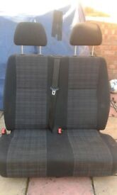 mercedes sprinter passanger seats