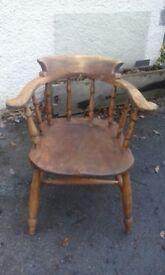 chairs tables cabinets -antique furniture restoration, repair, Edinburgh area