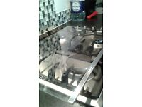 Miele Fridge Glass Shelves 4 available see listing for prices