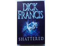 Shattered.( 1st edition book)