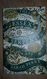 The Essex Serpent by Sarah Perry; new