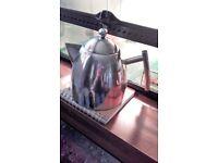 Beautiful Stainless Steel Teapot