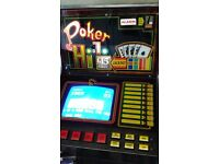 poker machines hi/lo with ghost card working