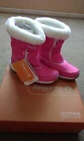 Regatta Snow Boots UK3/EUR37