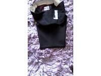Black ladies trousers size 12