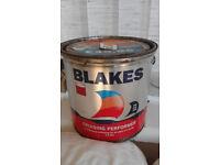 2.5 Litre Tin of Blakes Cruising Performer Antifouling- True Blue