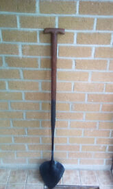Antique Turfing Spade good condition