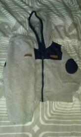 McKenzie track suit