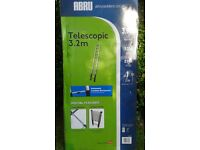 Ladder Telescopic 3.2M As New .Not Used.Still in Packaging