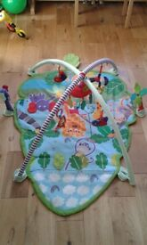 Mamas and Papas Jungle Playmat