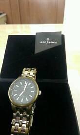 Jeff banks watch