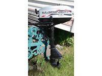 Mariner outboard motor 2.5hp
