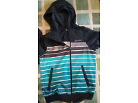 Bench zip up hoodie size medium
