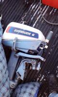 76 Evinrude 6hp outboard