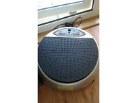 Vibrapower disc - get fit quick! Excellent condition.