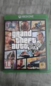 Gta 5 Xbox one like new