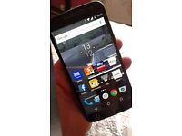 Moto g4 with warranty and extras bargain