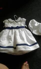 Girls 12month dress
