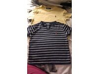 2x Ralph Lauren tshirts.