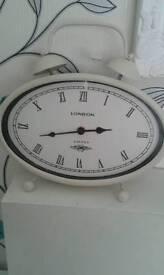 Shabby chic clock.