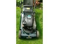 Hayter spirit lawn mower