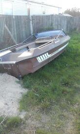 fletcher bravo speedboat project