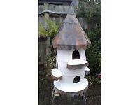 Dovecote/birdhouse