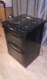 **NEW LOWER PRICE** ONLY 11MTHS OLD ZANUSSI GAS COOKER