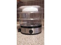 vegetable & rice steamer Good clean condition.