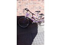 1 ladie's bike and 1 man's bike £50 for both.