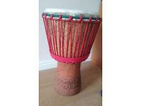Djembe African drum