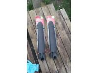 """20""""/24"""" mudguards (front and rear)"""