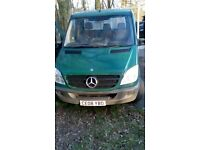 Lovely Mercedes Sprinter almost full sevice history good condition and well maintained for age