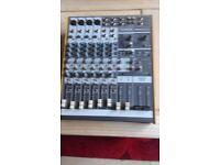 @ mixing desk