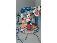 collectable Disney landline phone