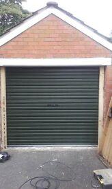 garage doors replacement / upgrade