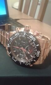 bulova and an oris watch for sale