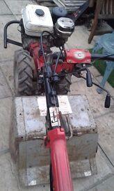 camon c8 rotavator honda 8hp engine heavy duty tines
