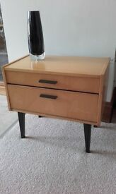 1960s Bedside Table