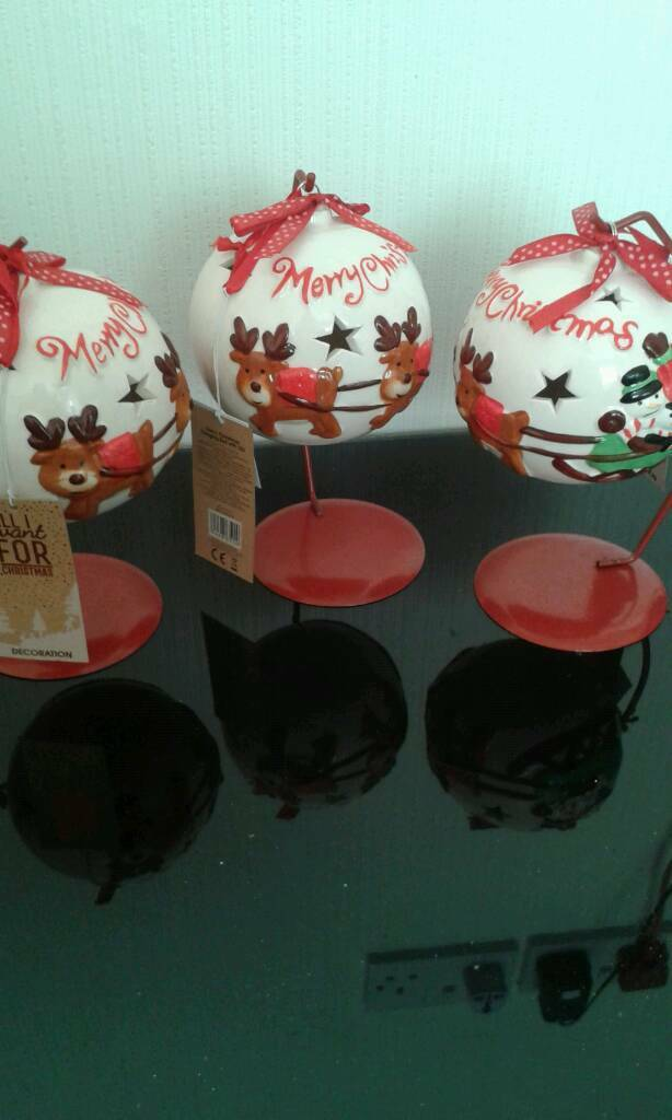 Christmas baublein Bowburn, County DurhamGumtree - Last one.Led light up bauble.New with tags.Collect only