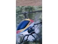 Rc helicopter nitro with transmitter