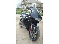 aprilia rs 125 just been rebuilt its done 170 miles since and run lovely great looking bike