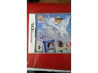DS Game - Dora Saves The Snow Princess