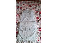 Baby boys foot muff for sale