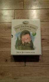 Percy the park keeper books