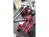Scaffold Hoist 200k with Honda petrol engine