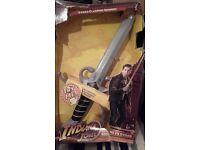 New in Box Hasbro Indianna Jones play sword