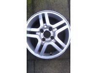 ford focus alloys 15""